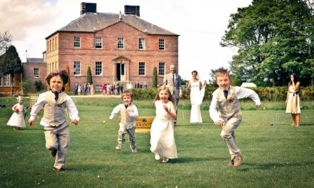 Newton Hall wedding venue multiple award win
