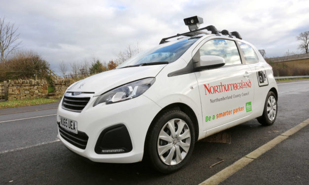 Northumberland Council are working to improve safety on roads near schools