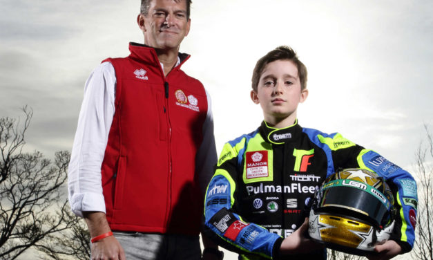 North East Racing Youngsters Accelerates Towards F1 Dream
