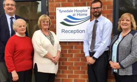 New trustees join the board of Tynedale Hospice at Home