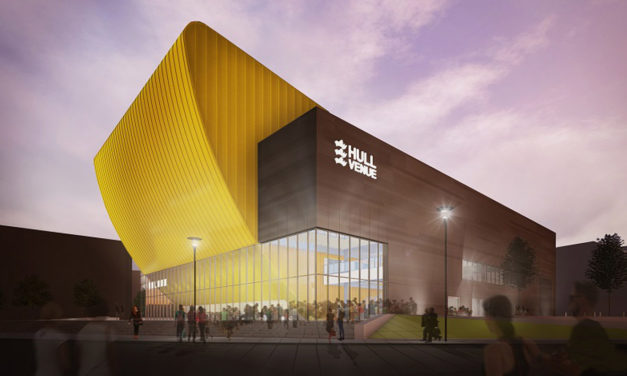 Aycliffe steel firm works on £36m multi-use  venue as part of Hull's City of Culture