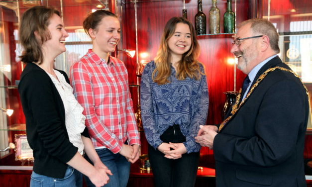 German students bring international flavour to three Sunderland-based companies