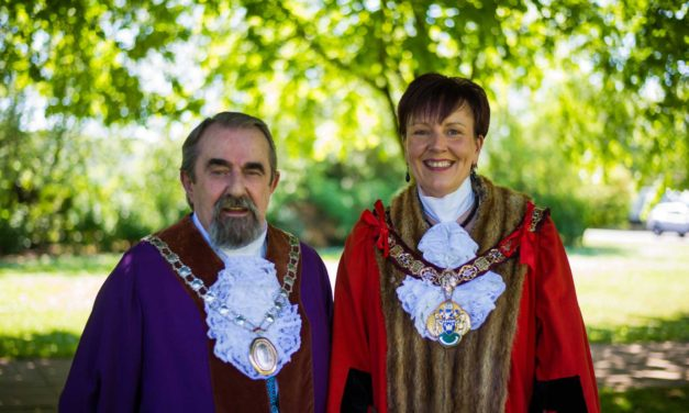 New Mayor of Redcar and Cleveland tells of her pride after being officially invested in the role