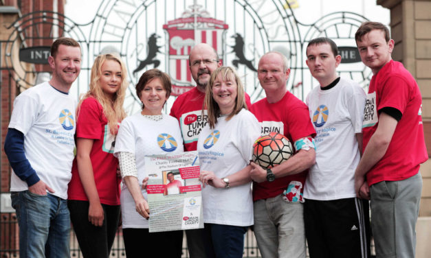 Footballing friends' charity match for loved one Paul