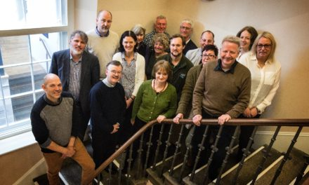 Northern Heartlands Chairs its First Partners Meeting