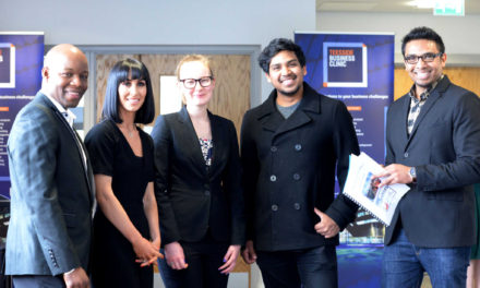 Students given platform to demonstrate business expertise