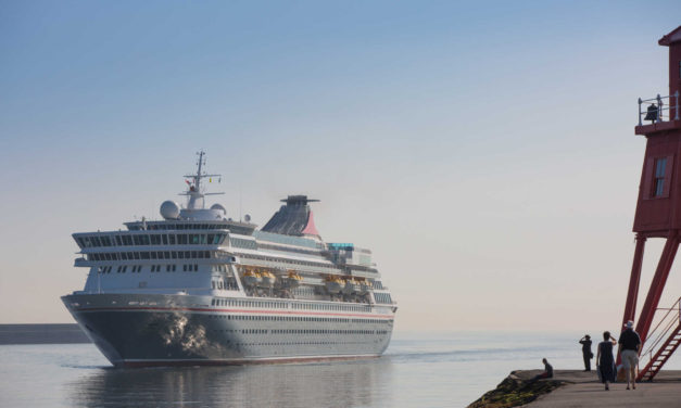 Port of Tyne's cruise operations supporting tourism economy