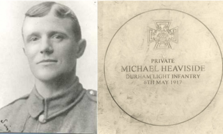 Victoria Cross hero to be celebrated with the unveiling of a commemorative stone