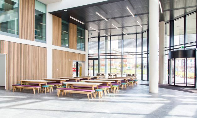 Godfrey Syrett completes £1.2m contract for the University of the West of England
