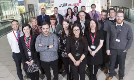 Utilitywise boosts their apprenticeship programme