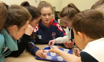 Students treated to night of fun