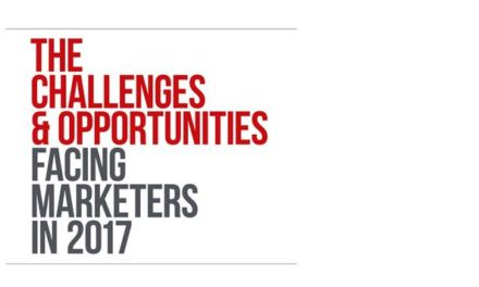 The challenges and opportunities facing marketers in 2017