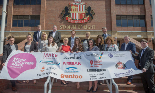 North East firms support Work Discovery Week