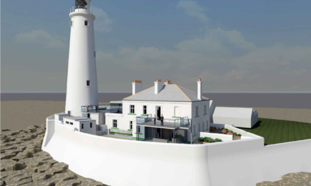 Latest plans for St Mary's Lighthouse to go on show