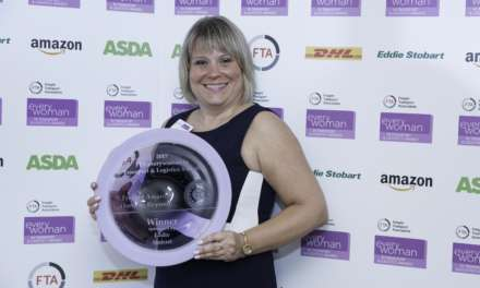 Inspiring Leadership Leads to Award Win for PD Ports Employee