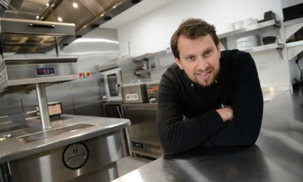 Michelin Star Chef James Close Reopens Revamped Raby Hunt