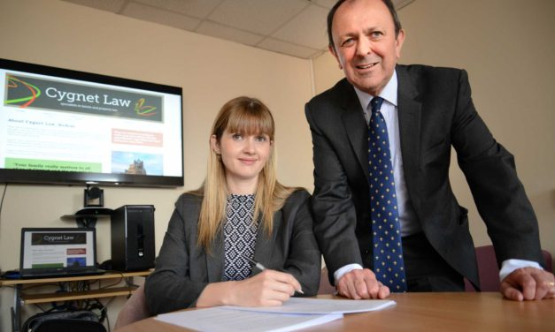 Volunteering gave Teesside woman the experience for legal career