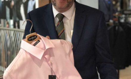 Middlesbrough store Psyche launches its own label shirt