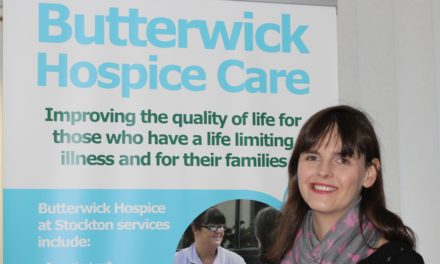 Founder's granddaughter carries on family legacy at Butterwick Hospice