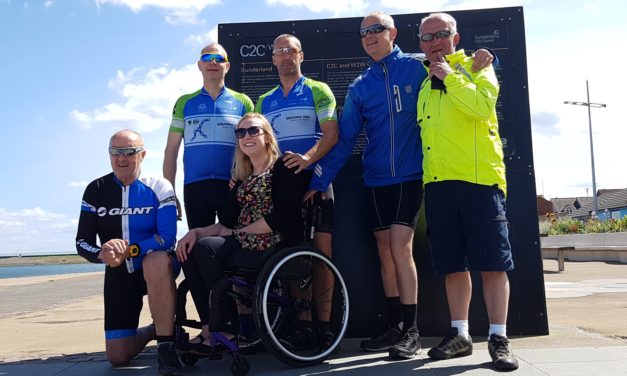 Henderson Insurance Brokers raises over £50,000 after gruelling 160-mile challenge