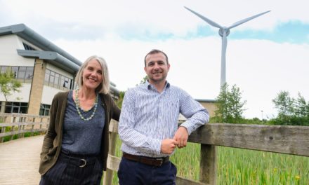 Growing client base sees Harlands Accountants expand presence at Greenhouse business centre