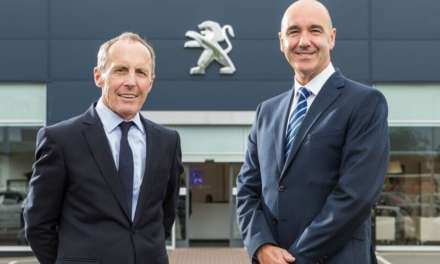 Simon Bailes Peugeot appoints new Managing Director, John Sedgwick