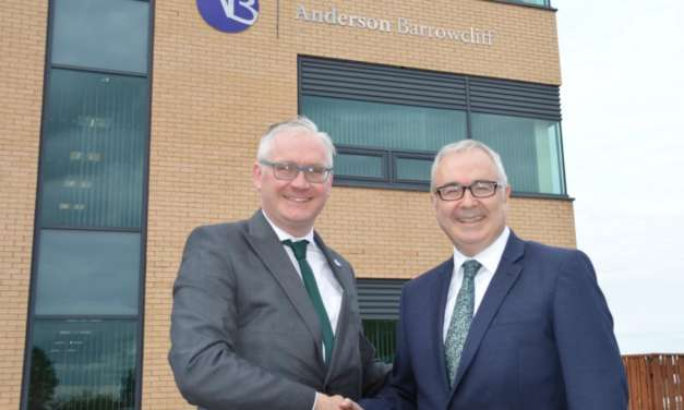 Bowesfield Park Headquarters Move Adds up for Teesside Accountants Anderson Barrowcliff