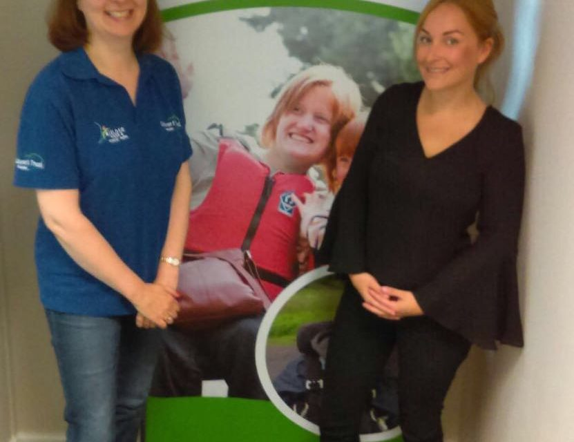 Recruitment firm races to raise funds for Hexham charity