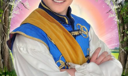 Collabro star Matt Pagan joins Tyne Theatre & Opera House Pantomime, Snow White & the Seven Dwarfs, as the Prince!