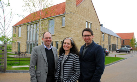 Double award success for Squires Barnett Architects