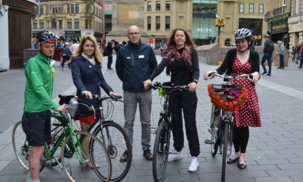 Newcastle makes final preparations for HSBC UK City Ride