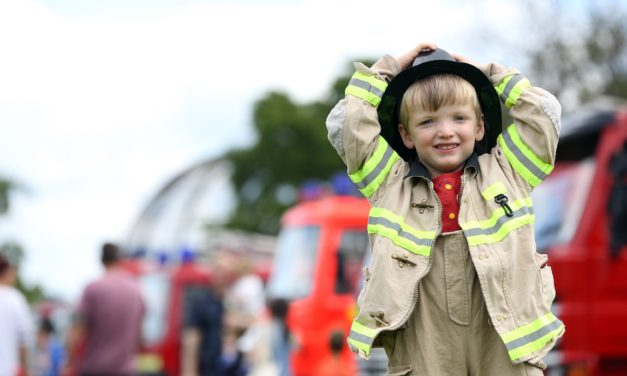 Fire Engine and Vintage Vehicle Show is Back!