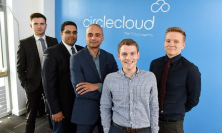 Stockton IT firm led by young entrepreneur goes for growth