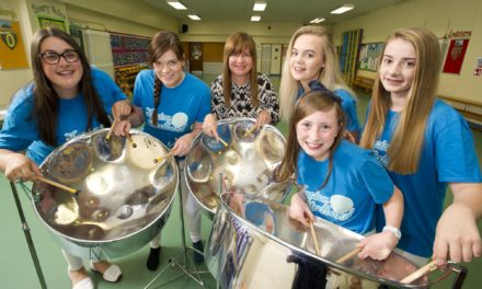 Fusion of band and business set to hit the right note at national music festival