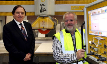 Granitexpress expands and creates jobs after Sunderland move