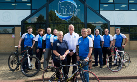 HTL Group take on new cycle challenge 'HTL 100' to help children battling cancer
