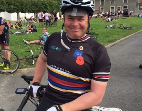 120 riders to cycle across the north east this weekend
