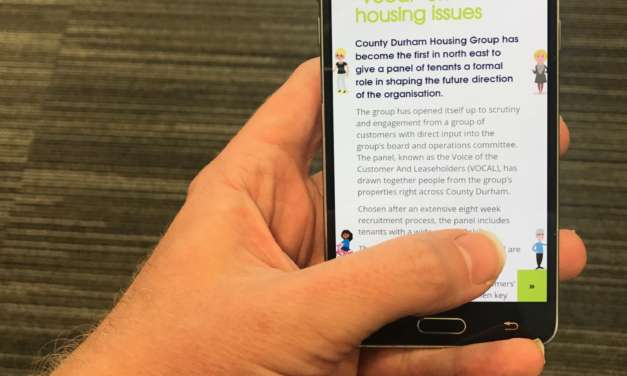 The latest issue of County Durham Housing Group's digital newsletter is available online