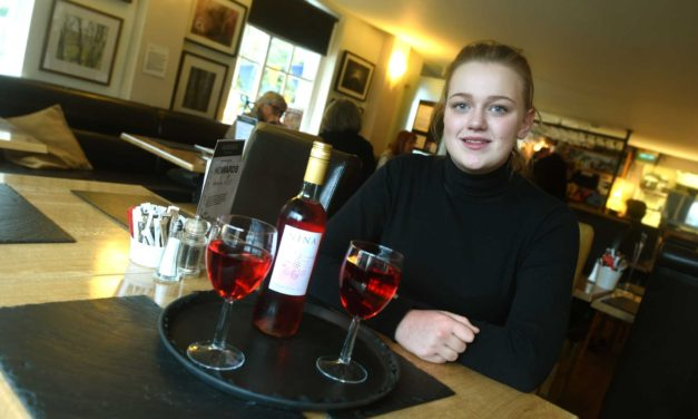 Stokesley apprentice toasts funding boost for studies