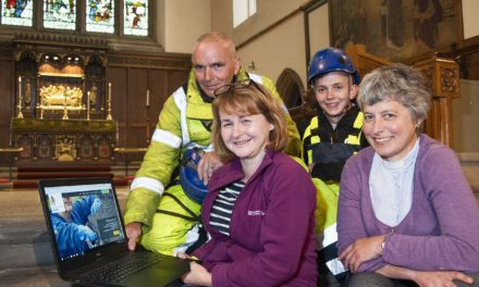 Darlington restoration experts first UK company approved for a national church accreditation