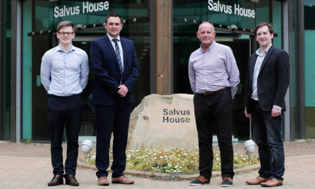 Businesses flock to flagship Salvus House