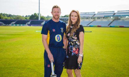Cricket Legend and North East Party Planner Team up