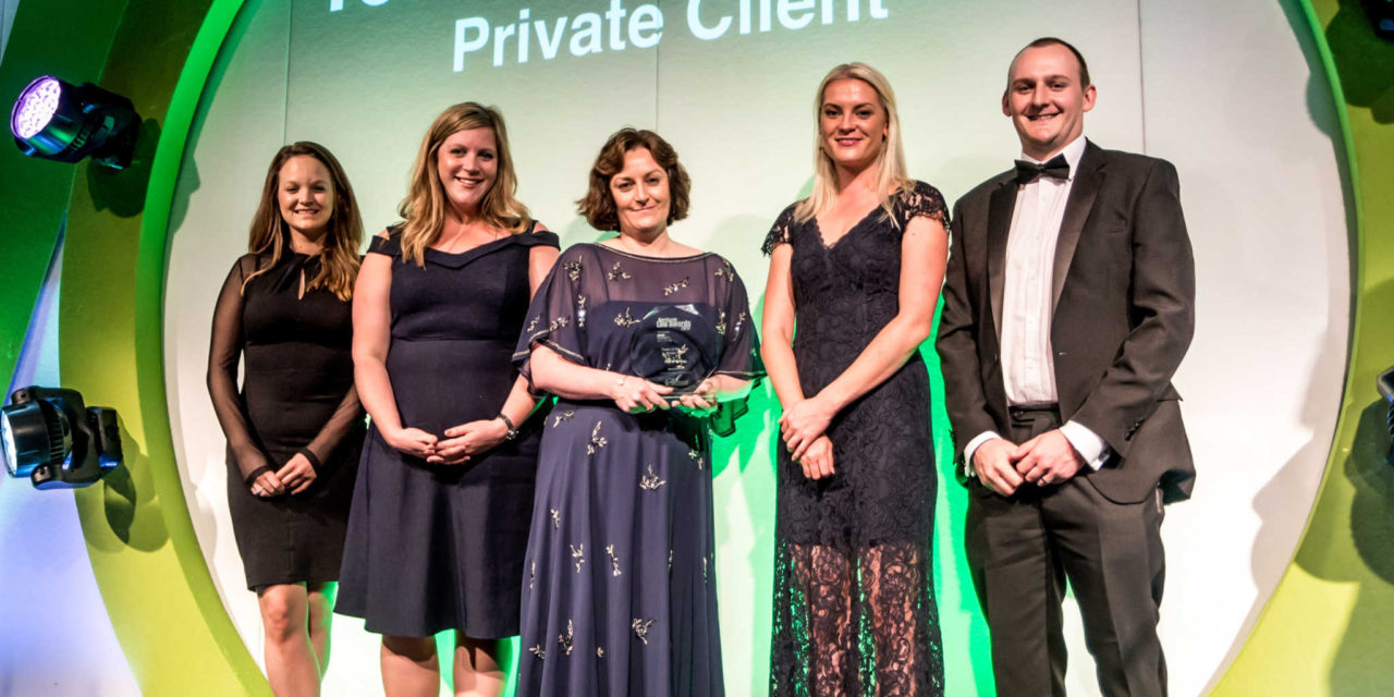 Hay & Kilner scoops two awards at the Northern Law Awards 2017
