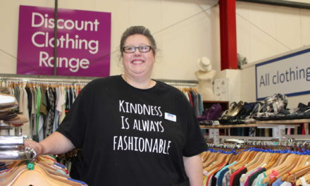 St Oswald's makes urgent plea for 135 new charity shop volunteers