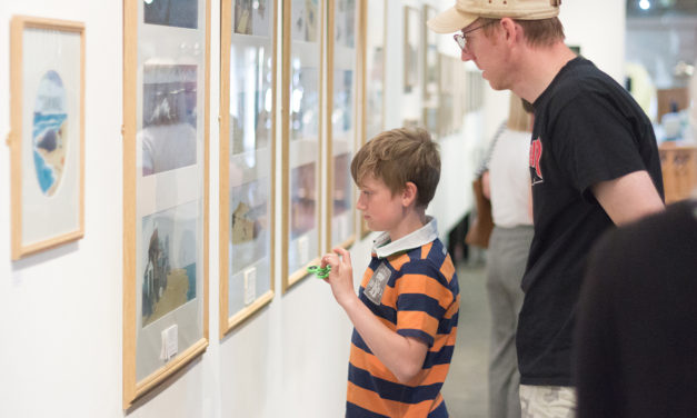 Exhibition Celebrating Illustrative Arts prove a massive draw as Festival gets underway