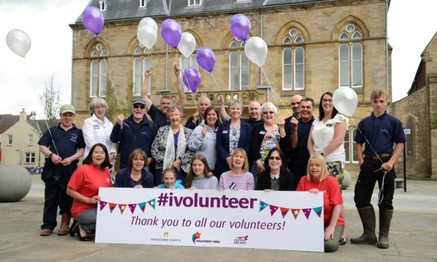 1,700 County Durham Volunteers Give 220,000 Hours