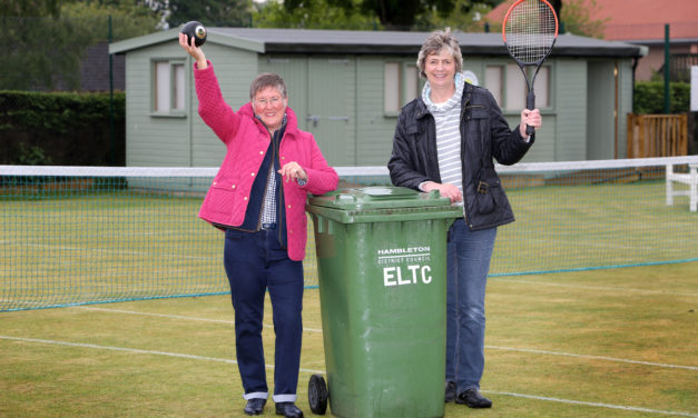 Sports Clubs Sign up for Green Bins