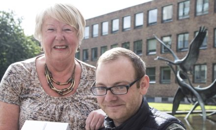 Council's iPad competition winner announced