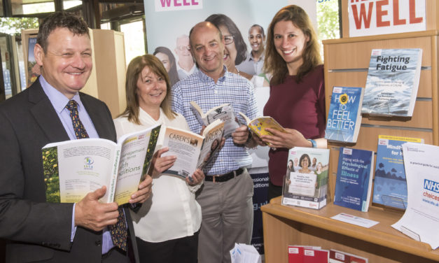 Collection launched to support people with long-term conditions