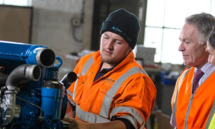 Apprentices keep Sunderland bus firm in the fast lane